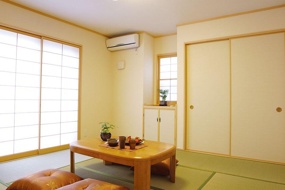 寝室・書斎・和室
